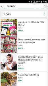 Penjual Mobile Muslim